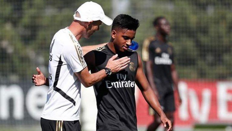 Vinícius y Asensio tiemblan: Por qué Zidane prefiere a Rodrygo