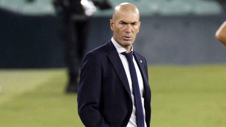 Los olvidados de Zidane: jugadores a los que ignora por completo