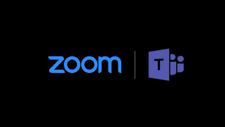 ¿Zoom o Microsoft Teams? Comparamos las opciones de videoconferencia
