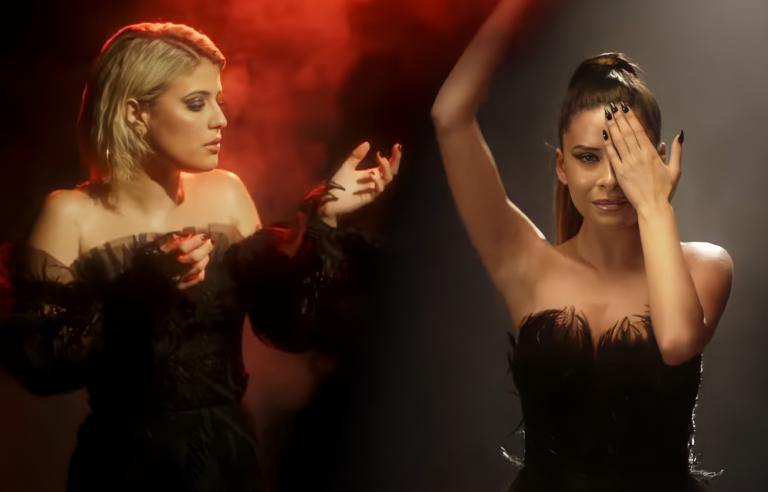 Alba Reche y Cami juntas en 'Que bailen'