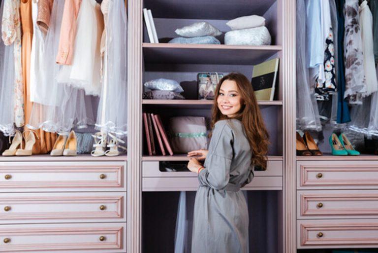Cómo eliminar el mal olor de un armario cerrado