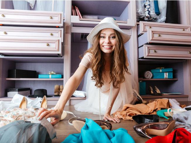 Cómo prevenir el mal olor en tu armario