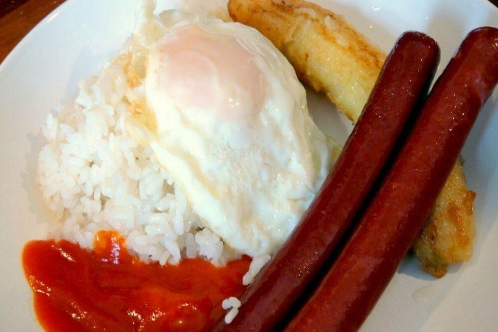 Cómo hacer un arroz a la cubana perfecto