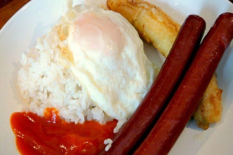 Cómo hacer un arroz a la cubana espectacular