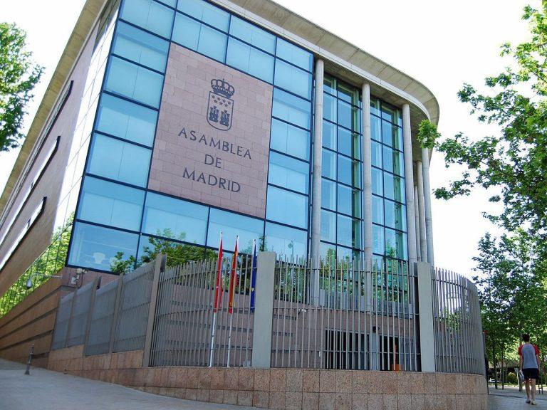 Qué es la asamblea de Madrid