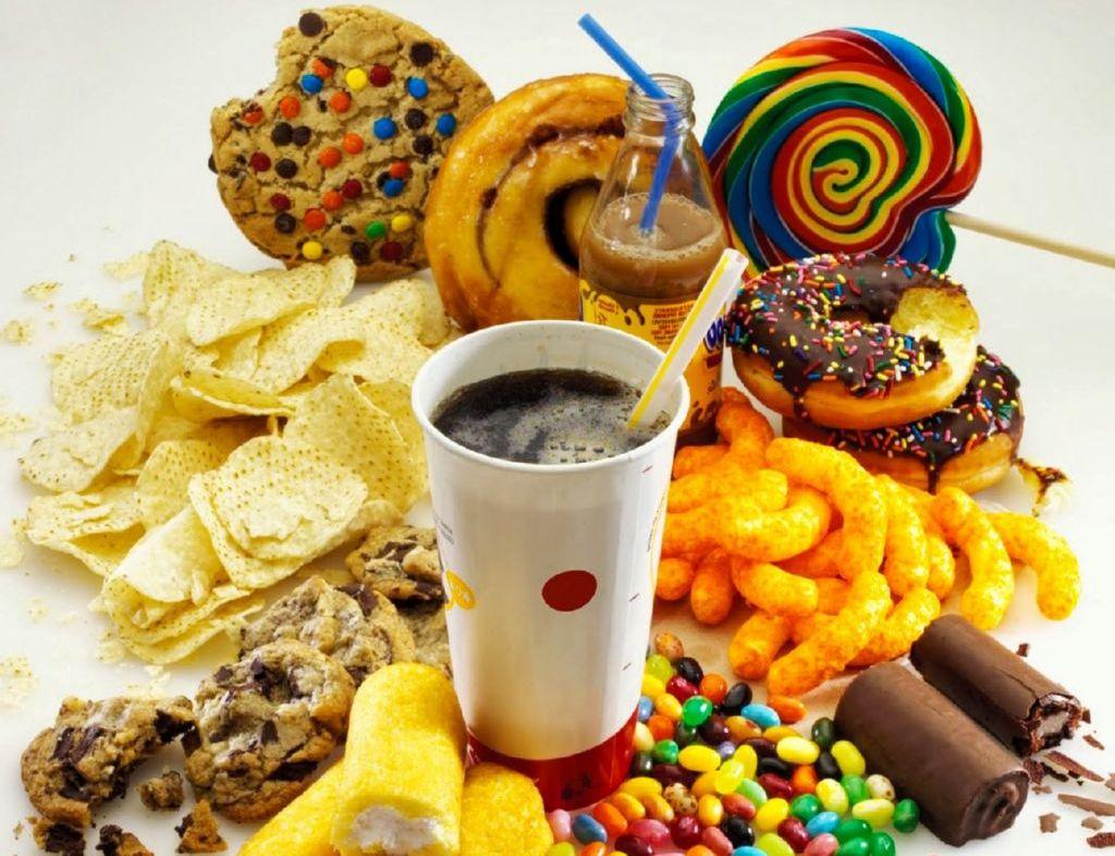 ¿Cuáles son los alimentos con más sacarosa?