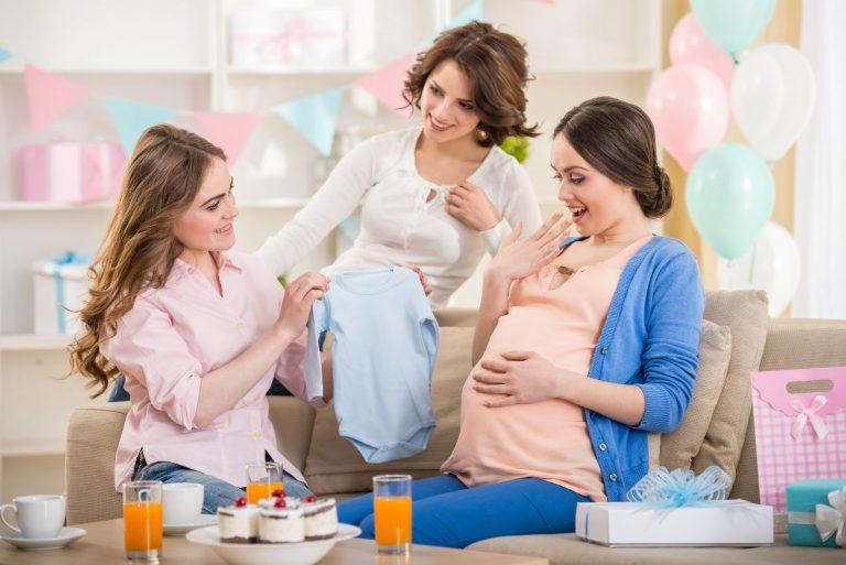 Cómo hacer una baby shower