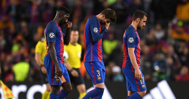 FC Bacelona: las causas de su fracaso en La Liga
