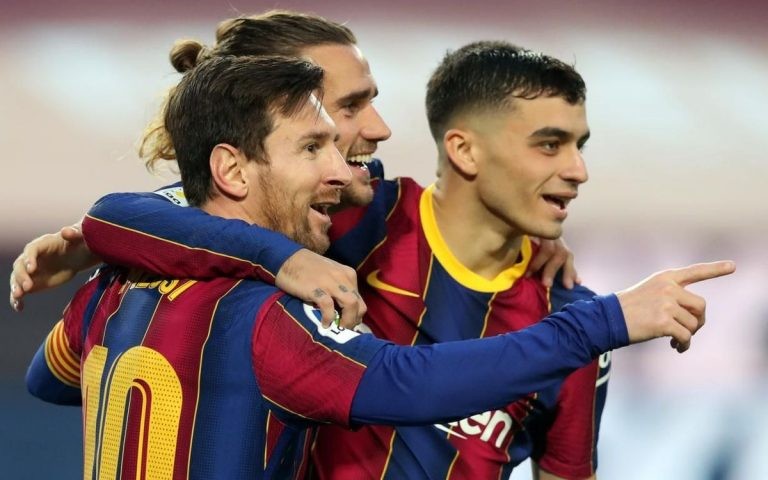 Barcelona 2-1 Real Sociedad: victoria clave ante un rival directo