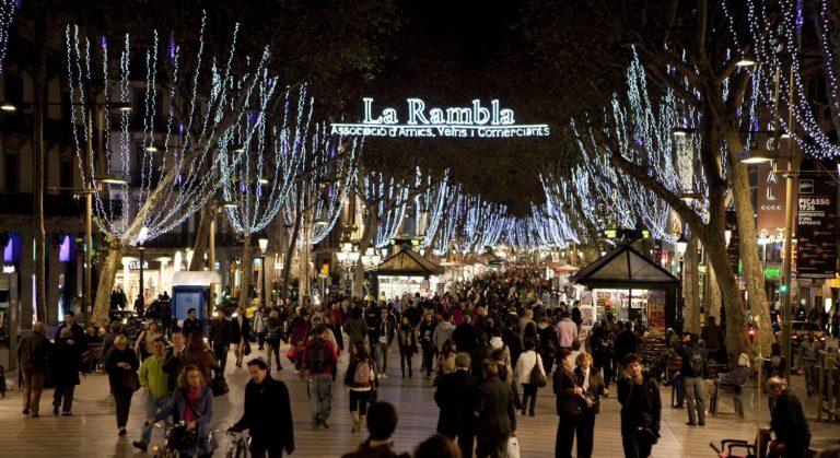 Planes divertidos para hacer con tu familia en Barcelona esta Navidad