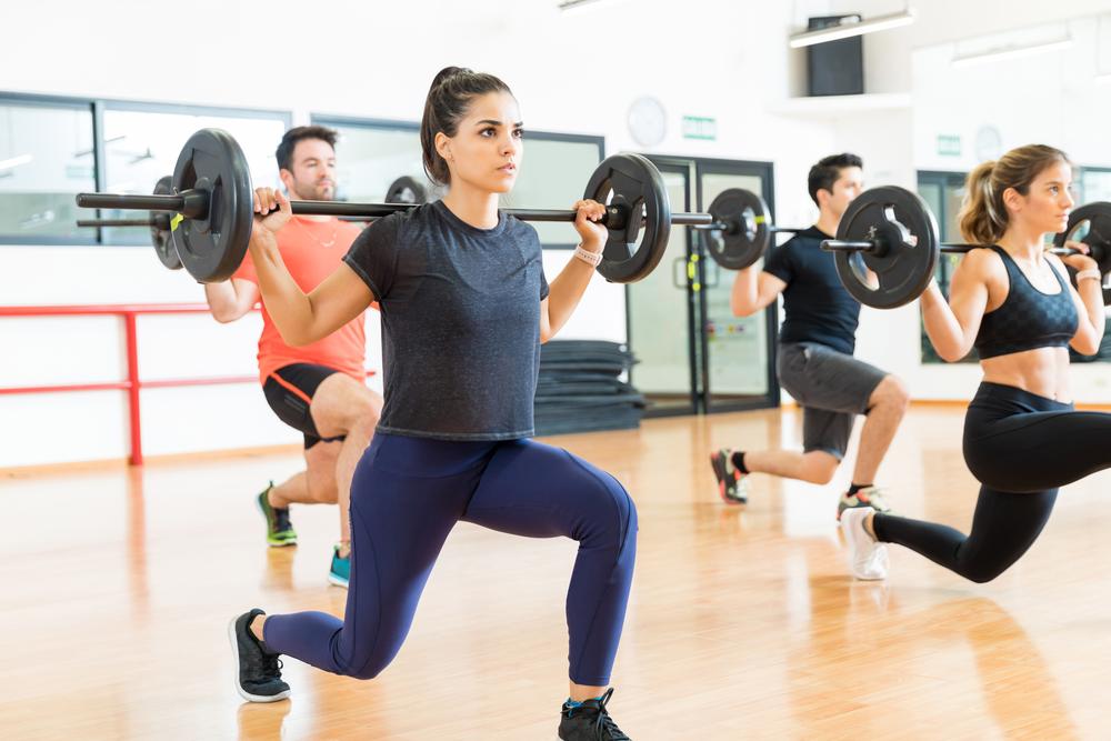 Estructura de la clase de body pump