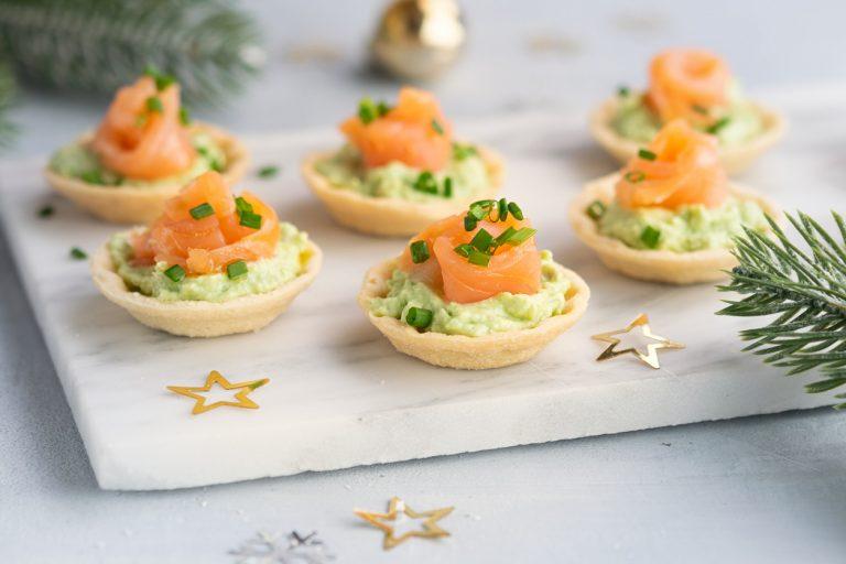 Ideas de canapés para Nochebuena con los que quedarás como un auténtico chef