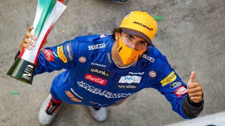 Carlos Sainz, el gran olvidado: el ranking de los mejores pilotos de F1 en 2020