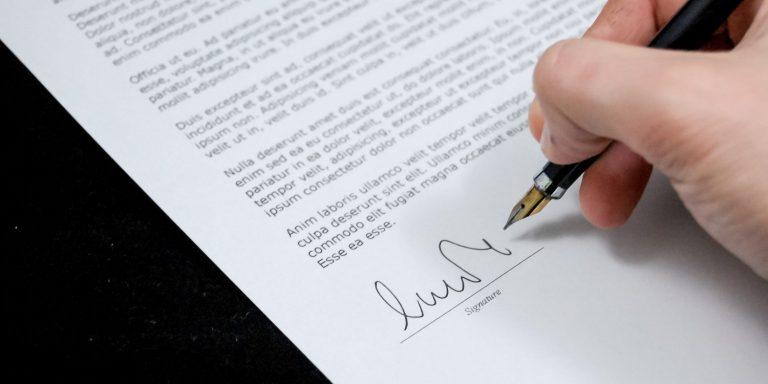 Cómo pedir un certificado de últimas voluntades