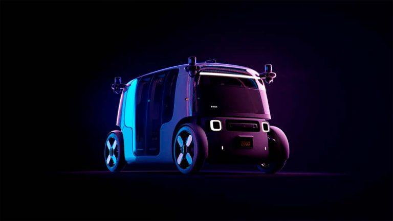 Amazon revela Zoox, su impresionante coche eléctrico autónomo