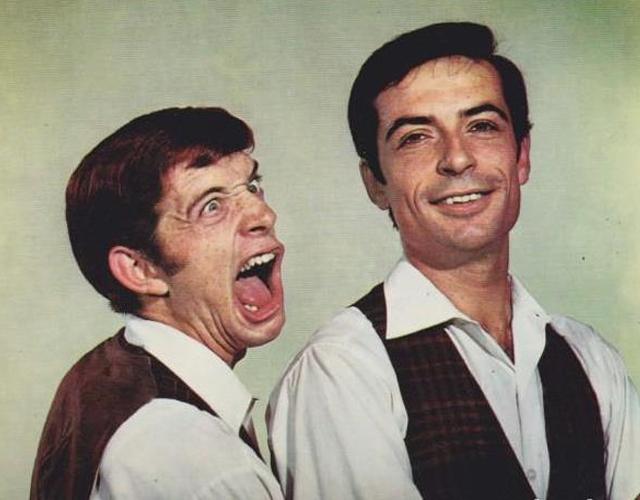 comedia musical de Paco y Manolo