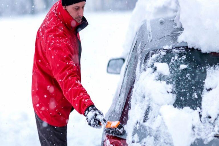 Cómo evitar que tu coche se hiele en invierno