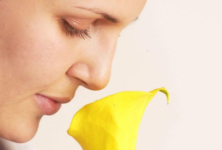 Según lo que hueles, así sientes tu propio cuerpo