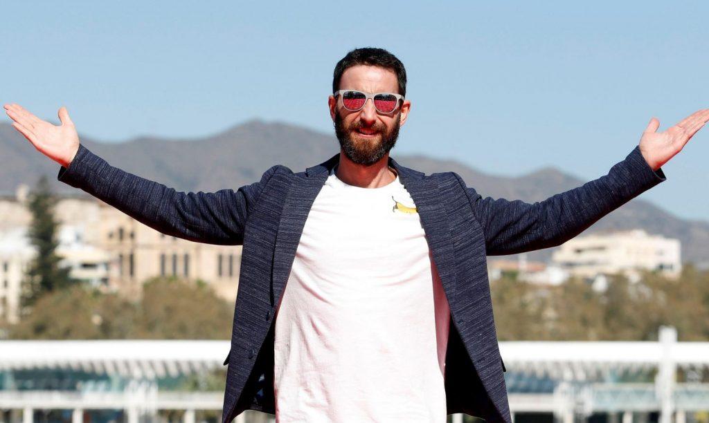 Dani Rovira será una de las estrellas de Netflix España en 2021.