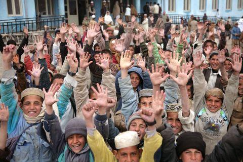 La ONU promueve cientos de iniciativas cada año para promover la salvaguarda de los derechos humanos.