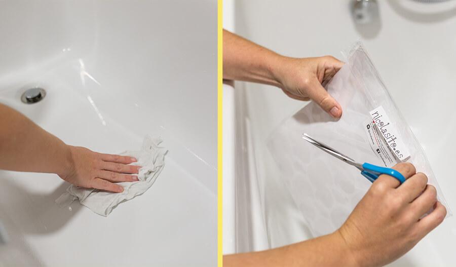 Cambia algunos hábitos en la bañera o ducha