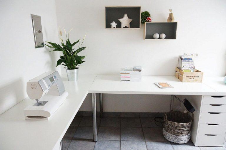 Ikea: escritorios tirados de precio para montar una oficina de teletrabajo en casa