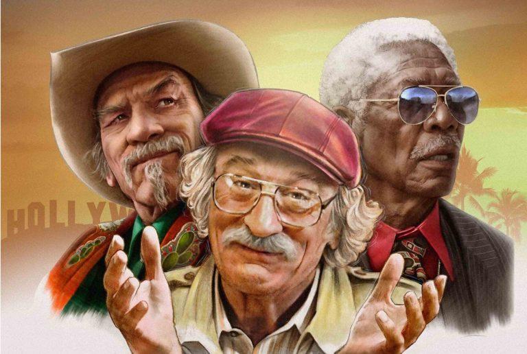 Robert de Niro, Morgan Freeman y Tommy Lee Jones, juntos en 'La última gran estafa'