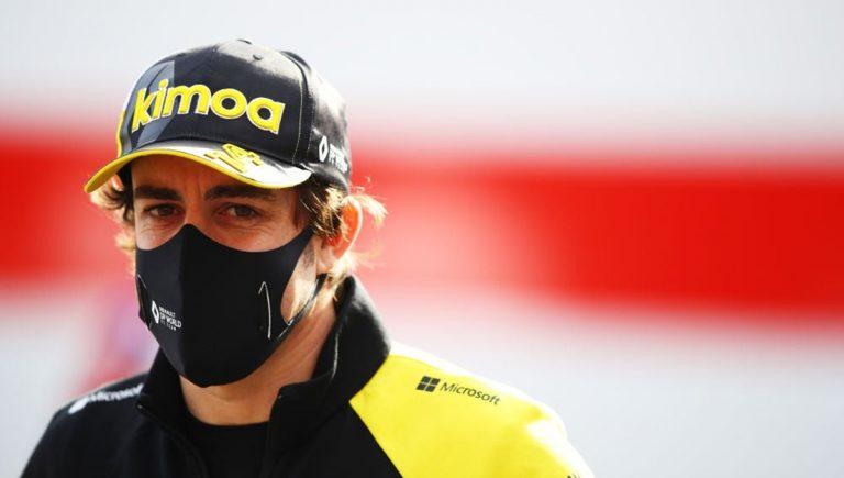 Fernando Alonso quiere cumplir su promesa: Renault aspirará al Mundial en 2022