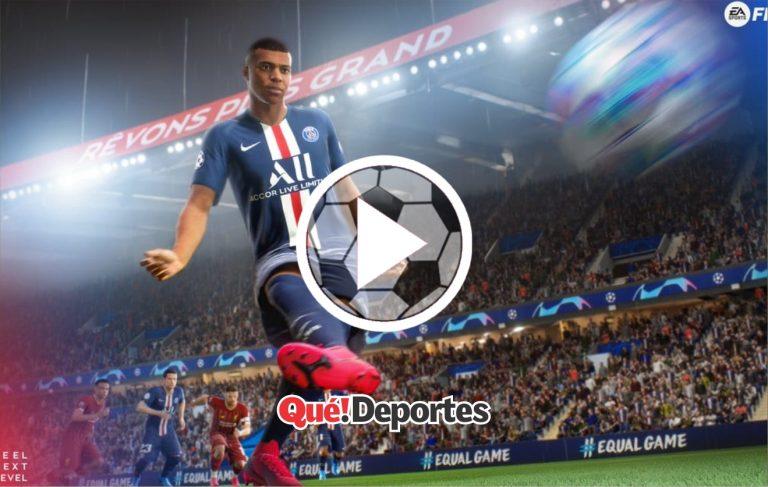 Si juegas al FIFA 2021 sabes que esto es 100% real