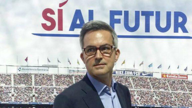 El fichaje que prepara Víctor Font para hacerle sombra a Laporta