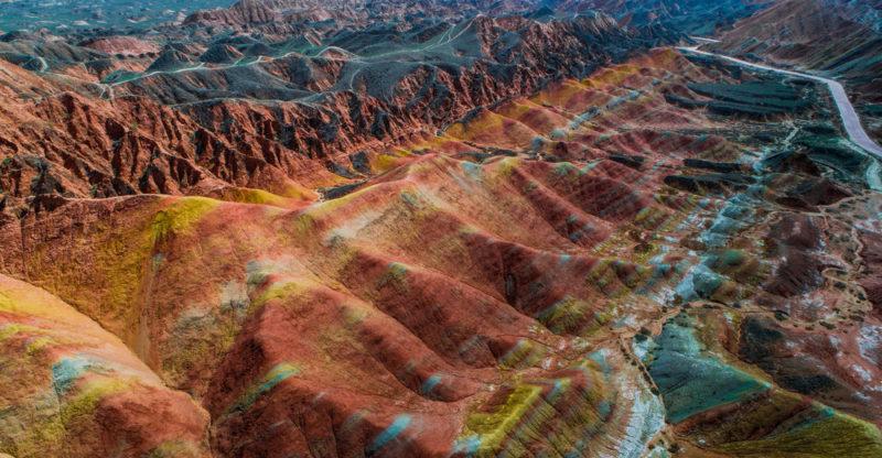 Geología,  la ciencia que trata de explicar las transformaciones de la tierra