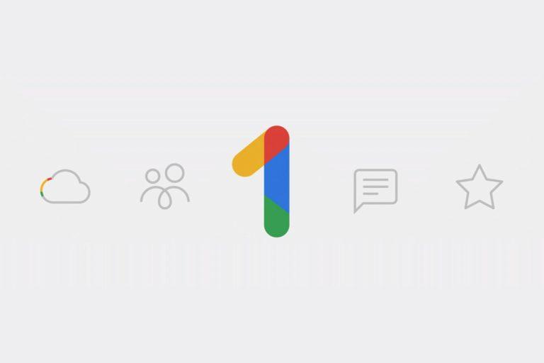 Qué es Google One