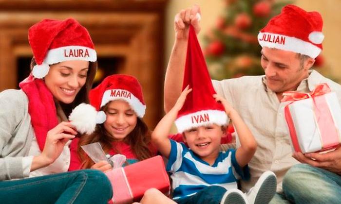 Sugerencias para personalizar el gorro de Navidad