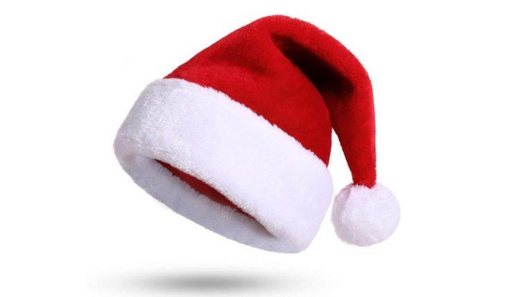 Cómo hacer un gorro de Navidad personalizado