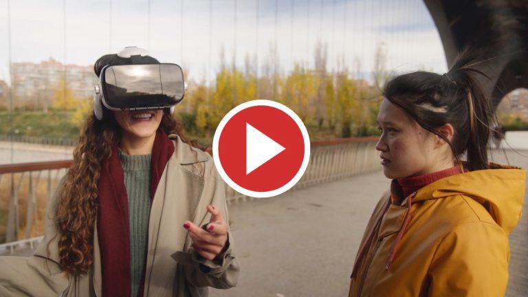 Greenpeace lanza un spot animando a reinventar el sistema