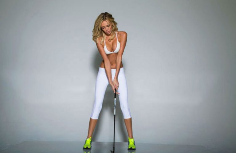Paulina Gretzky, la WAG del golf: estas son sus fotos íntimas