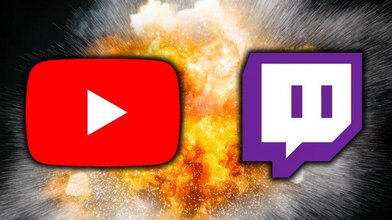 Por qué se cambian todos de YouTube a Twitch