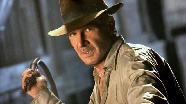Indiana Jones 5: Harrison Ford se 'enfunda' el látigo a los 80 años