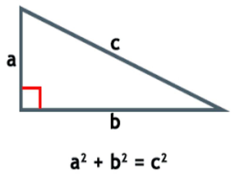 triangulo rentangulo