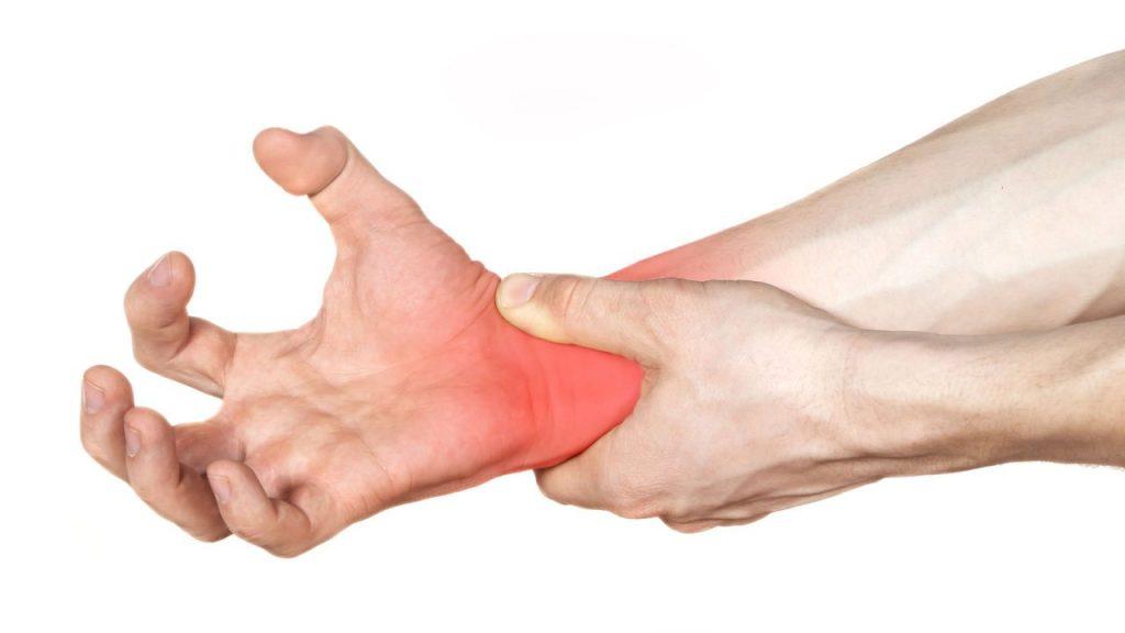 Por qué sientes un hormigueo en las manos