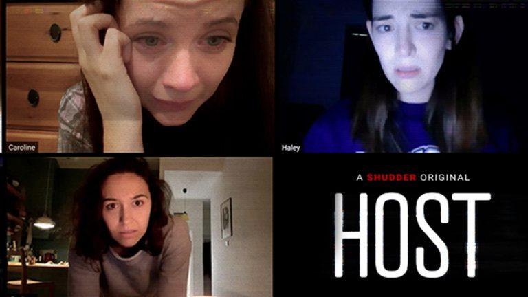 'Host', la peli de terror de Zoom, y otras que revelan los peligros de internet
