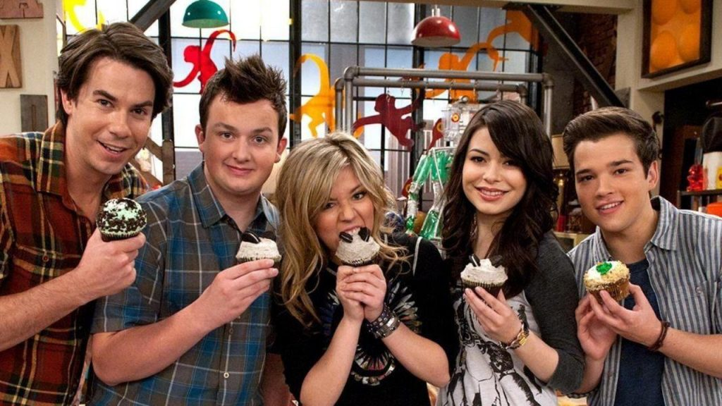 El reparto de iCarly