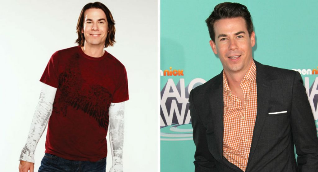Jerry Trainor fue Spencer en iCarly