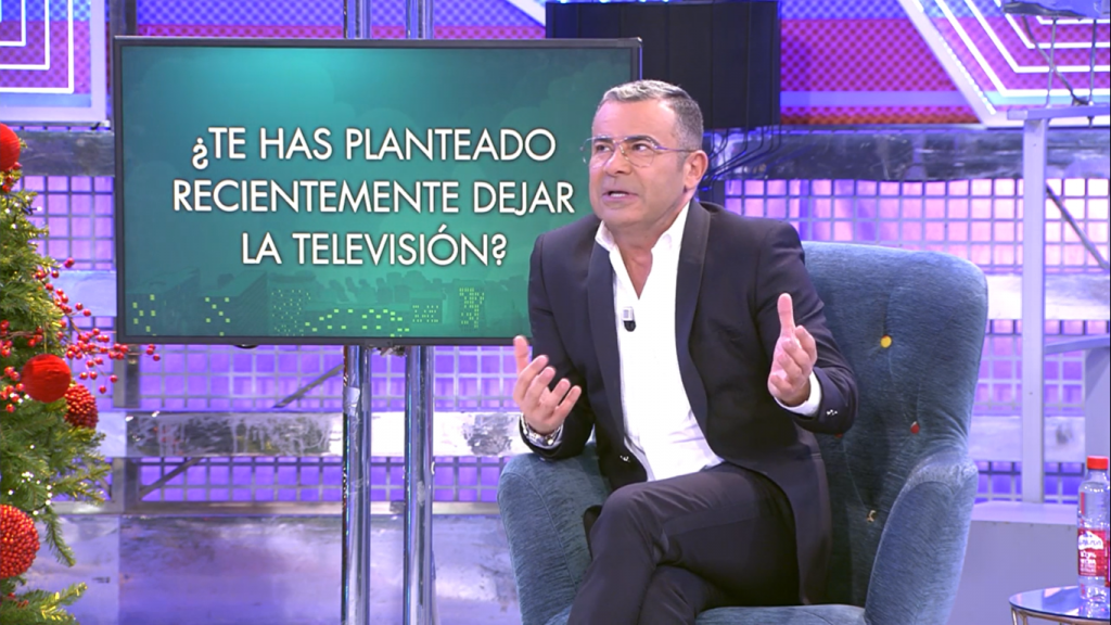 Jorge Javier Vázquez: todos los secretos que ha desvelado el polígrafo de Sálvame Deluxe