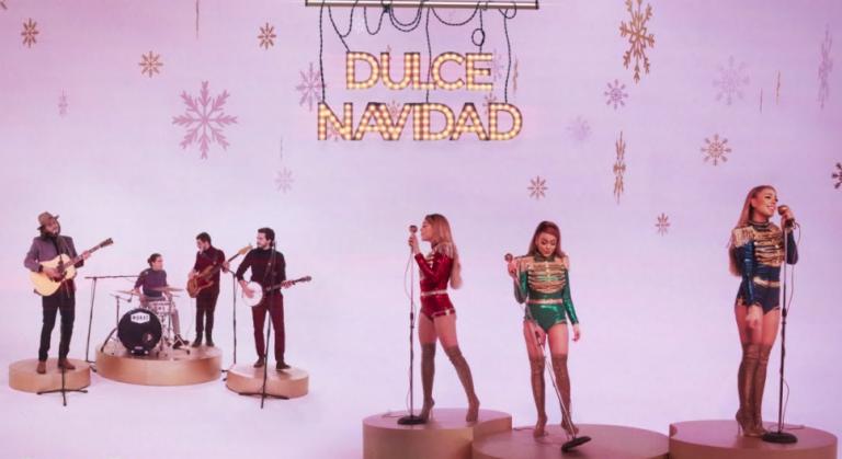 Morat y Danna Paola se unen en 'Dulce Navidad'