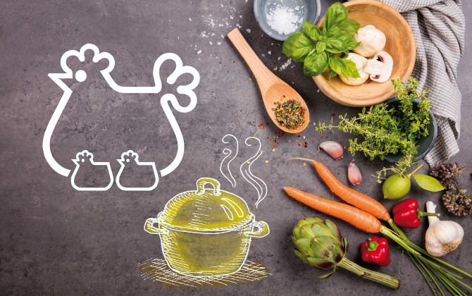 ingredientes que se utilizan en las croquetas