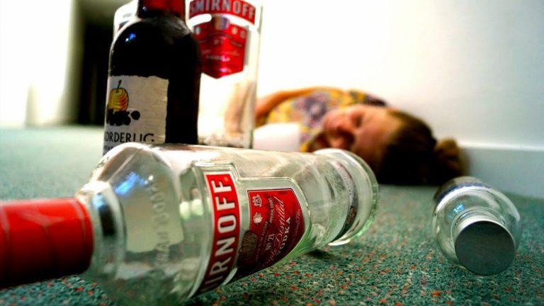 Intoxicación alcohólica: esto es lo que debes hacer