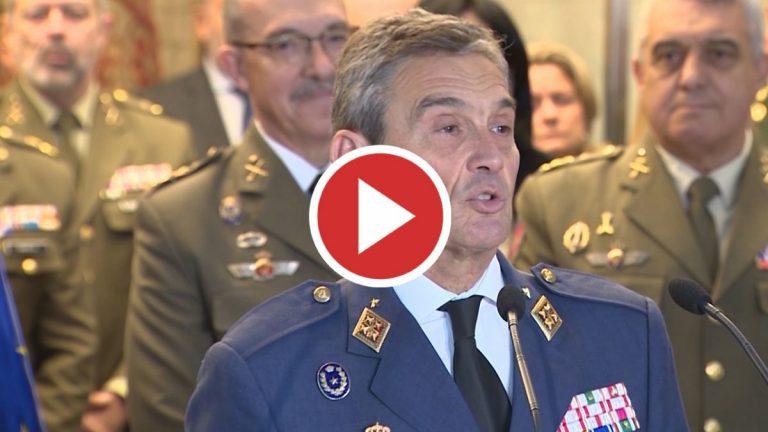 El JEMAD subraya el compromiso de las Fuerzas Armadas con la Constitución