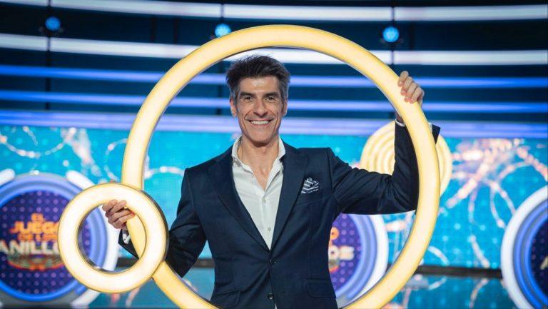 El juego de los anillos: Jorge Fernández se la juega en Antena 3 en prime time
