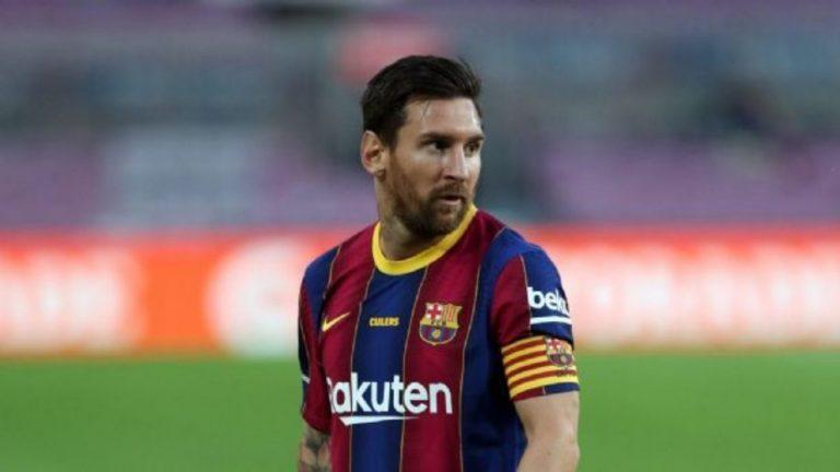 Koeman confía en él: el sustituto de Messi está en el Barcelona